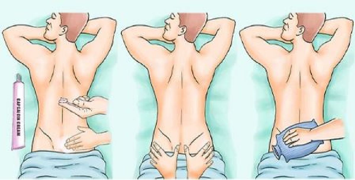 The best home remedies for sciatic nerve pain!