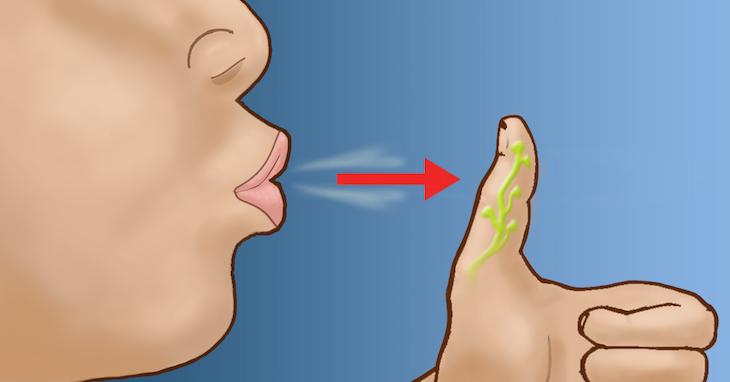 Éclaboussez un peu d'eau froide sur votre visage, voici l'effet surprenant que cela aura sur votre corps