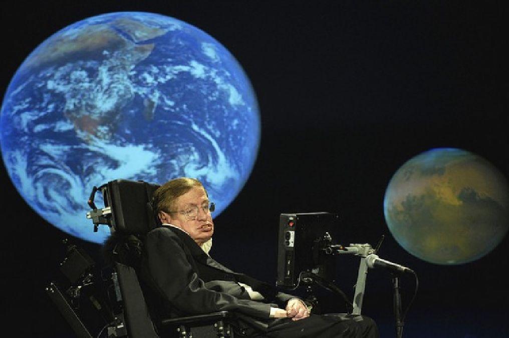 Stephen Hawking a quelques beaux conseils pour les personnes souffrant de dépression