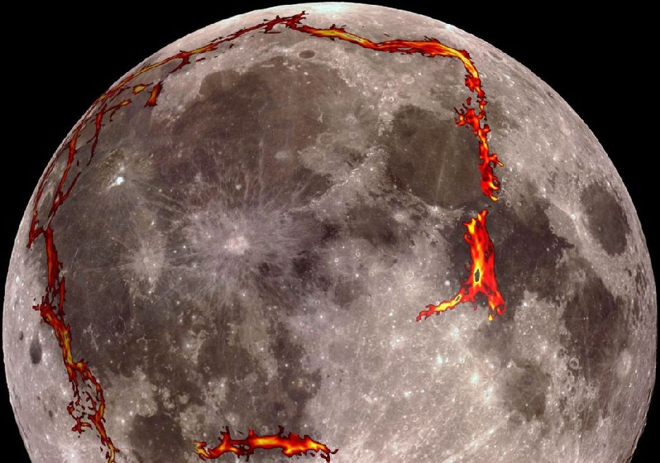 Quelle est cette mystérieuse structure découverte sur la Lune ?