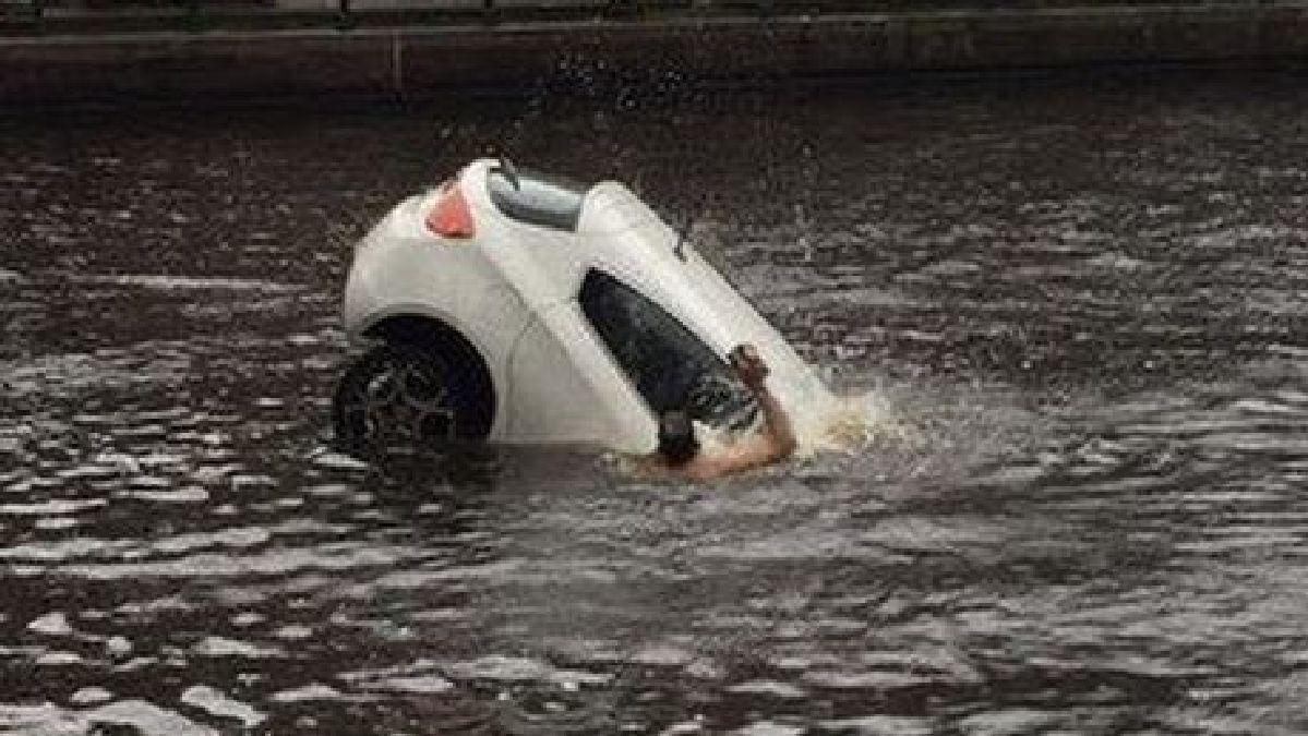 Survivre à une noyade en voiture en 4 étapes